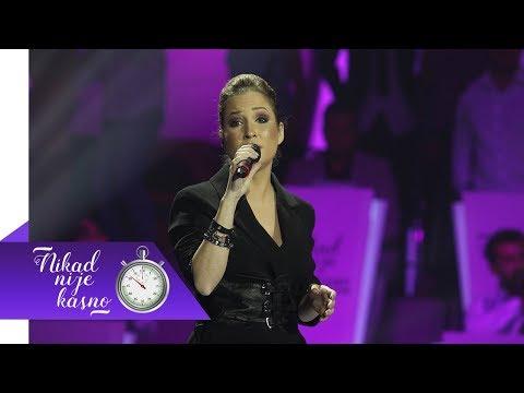 Dunja Vujadinovic - Simply The Best - (live) - Nikad nije kasno - EM 07 - 04.11.2018