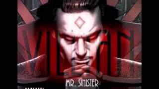 King Pin ft Mr Sinister - Back Block Rap Freestyle