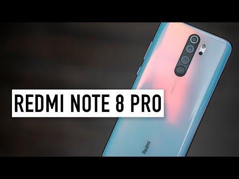 Xiaomi Redmi Note 8 Pro за 17990 - лучший Android во вселенной?
