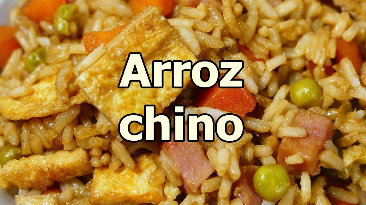 Receta arroz frito chino tres delicias recetas de cocina for Comidas rapidas de preparar