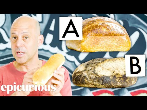 Bread Expert Guesses Cheap vs Expensive Bread | Price Points | Epicurious