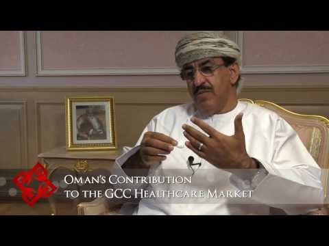 Oman's Minister of Health Ahmed Mohammed Al-Saidi on the long-term vision for healthcare in Oman