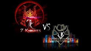 Avabel Online : GVG 7 Knights vs UnderHuman