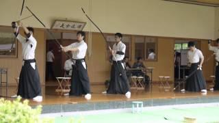 Kyudo Traditional Japanese martial arts2012 05 19HAKATA no MORI on Vimeo