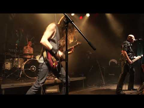 WARRANT (GER) The Rack LIVE in Andernach 207-12-29