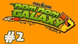 Nom Nom Galaxy - Gameplay Walkthrough Part 2 - New Business
