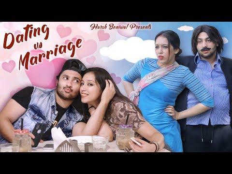 Dating Vs Marriage   Harsh Beniwal