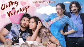 Dating Vs Marriage | Harsh Beniwal thumbnail