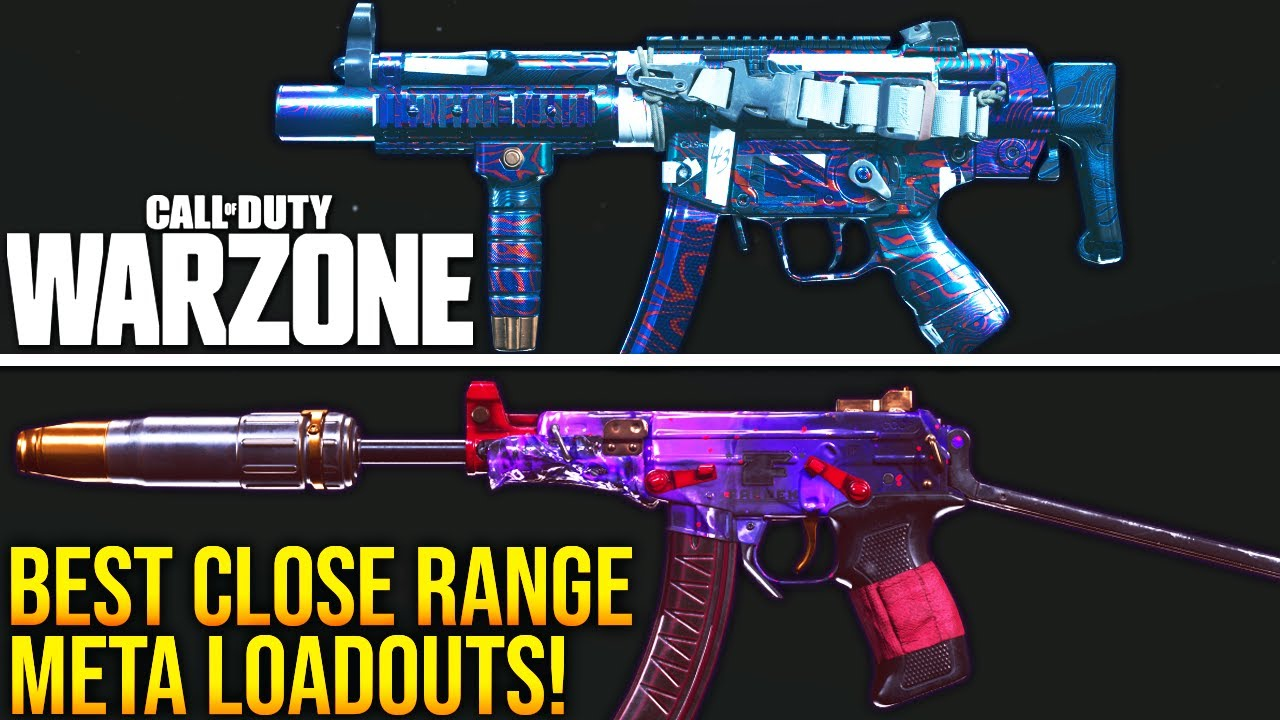 Download Call Of Duty WARZONE: The NEW CLOSE RANGE META! (WARZONE Best Loadouts)