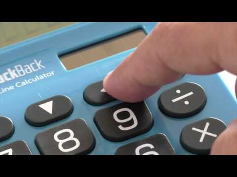 TrackBack Calculators