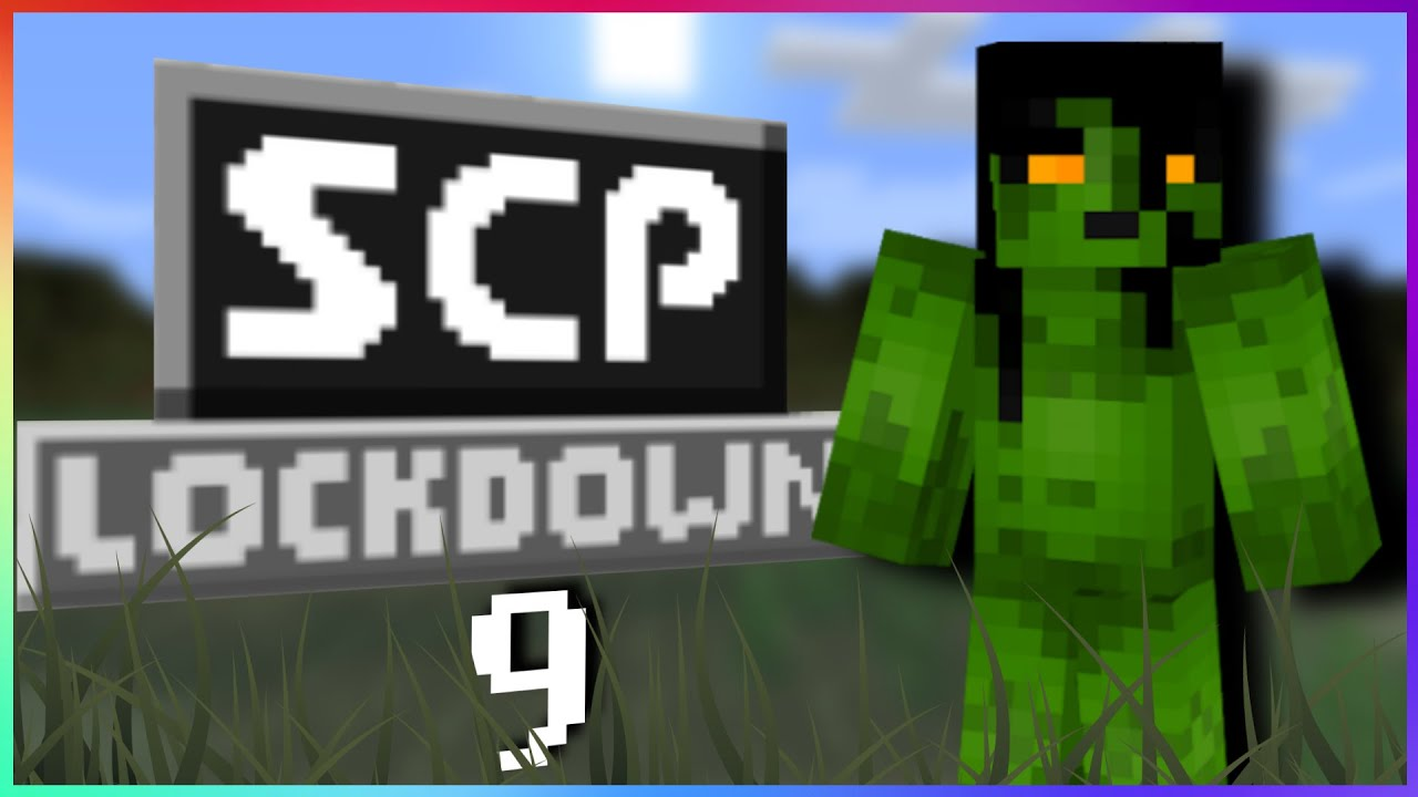 Swamp Woman (SCP-811)   SCP Lockdown Playthrough (Part 9) - YouTube