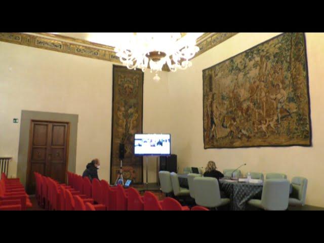 Mercoledì 21 aprile si riunirà il Consiglio metropolitano di Firenze