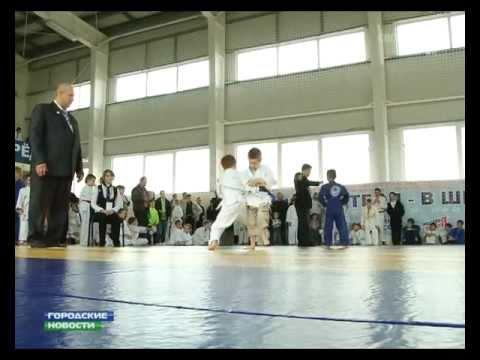 IV Открытый турнир РК по дзю-до в Сосногорске