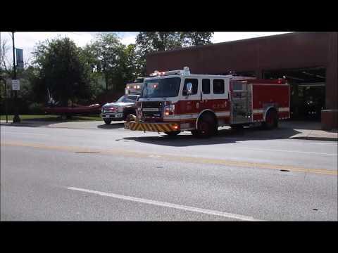 Cincinnati *New* Engine 23 & Medic 23 Responding