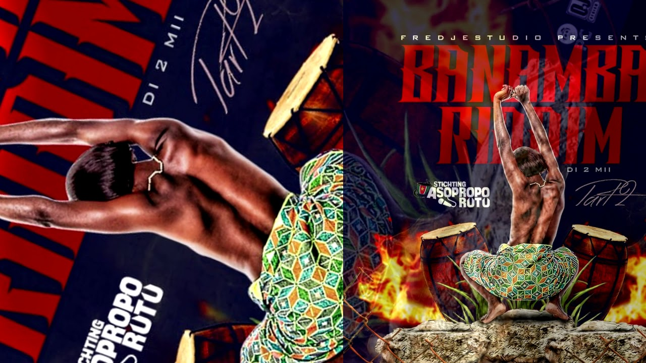Download 2Mii BanambaRiddim prt2 ( Official audio )