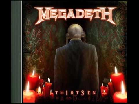Megadeth (2011) Th1rt3en *Full Album*