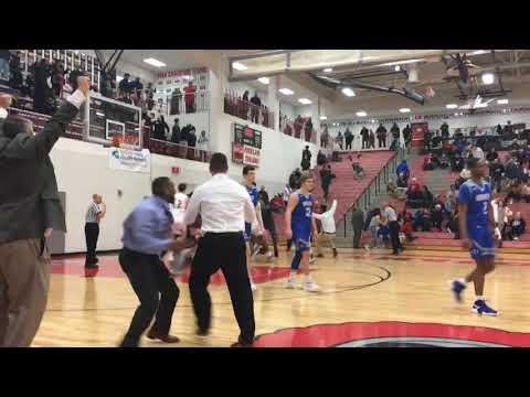 Bethlehem Catholic boys basketball's Paz beats Nazareth at buzzer in EPC semifinals