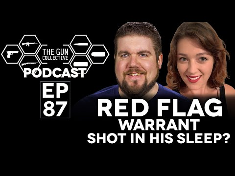 Red Flag Warrant - SHOT IN HIS SLEEP? |TGC PODCAST| Ep 087