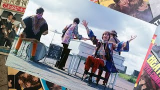 ♫ The Beatles filming 'I Am The Walrus' scene for Magical Mystery Tour film, 1967/photos
