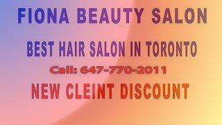 Black hair salon Danforth - (647) 770-2011 - Best hair Salon Danforth
