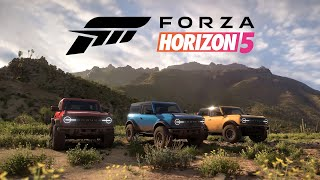 Forza Horizon 5: Ford Bronco Badlands