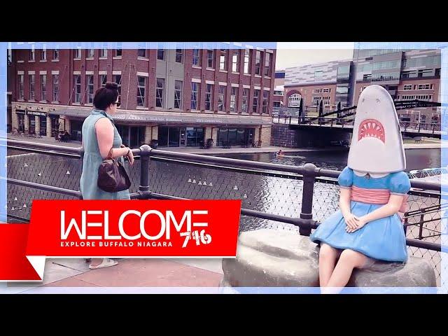 Welcome 716 visits Canalside at the Buffalo Waterfront - Explore Buffalo Niagara