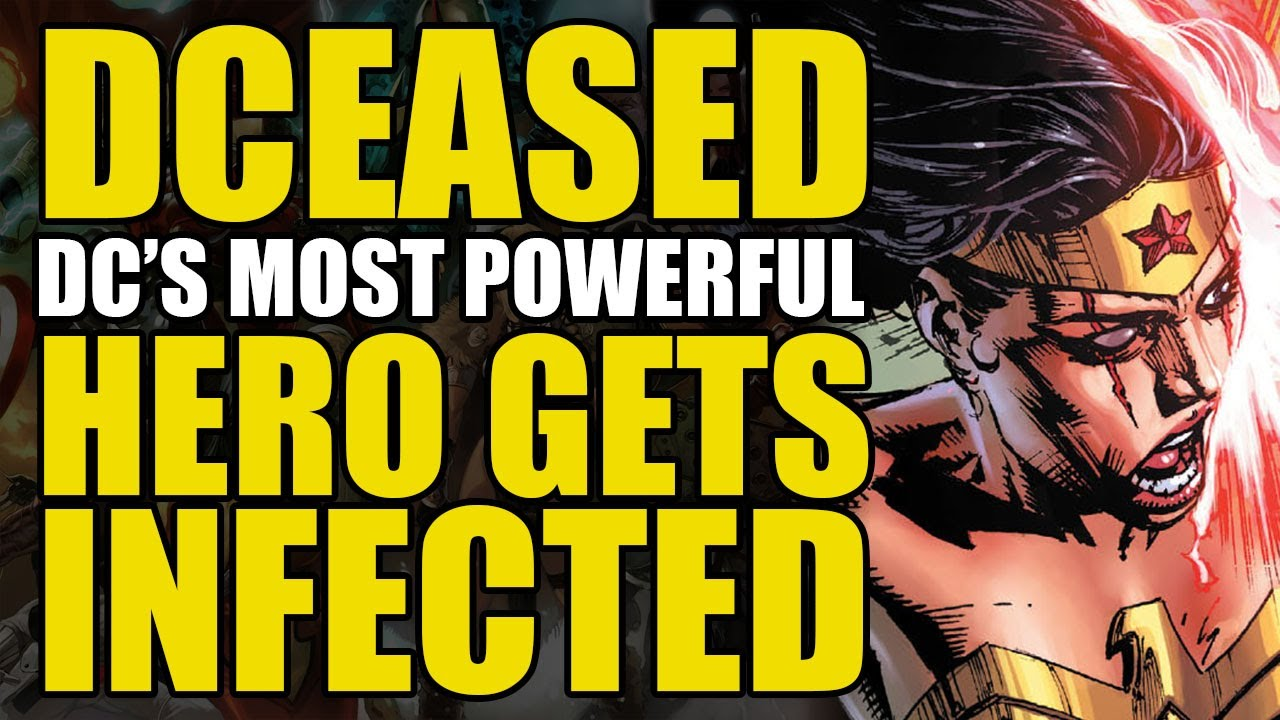 DC's Most Powerful Hero Gets Infected: DCeased Dead Planet Part 2 | Comics Explained