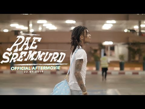 RAE SREMMURD LIVE AT SUGAR CLUB - OFFICIAL AFTER MOVIE | RAP IS NOW