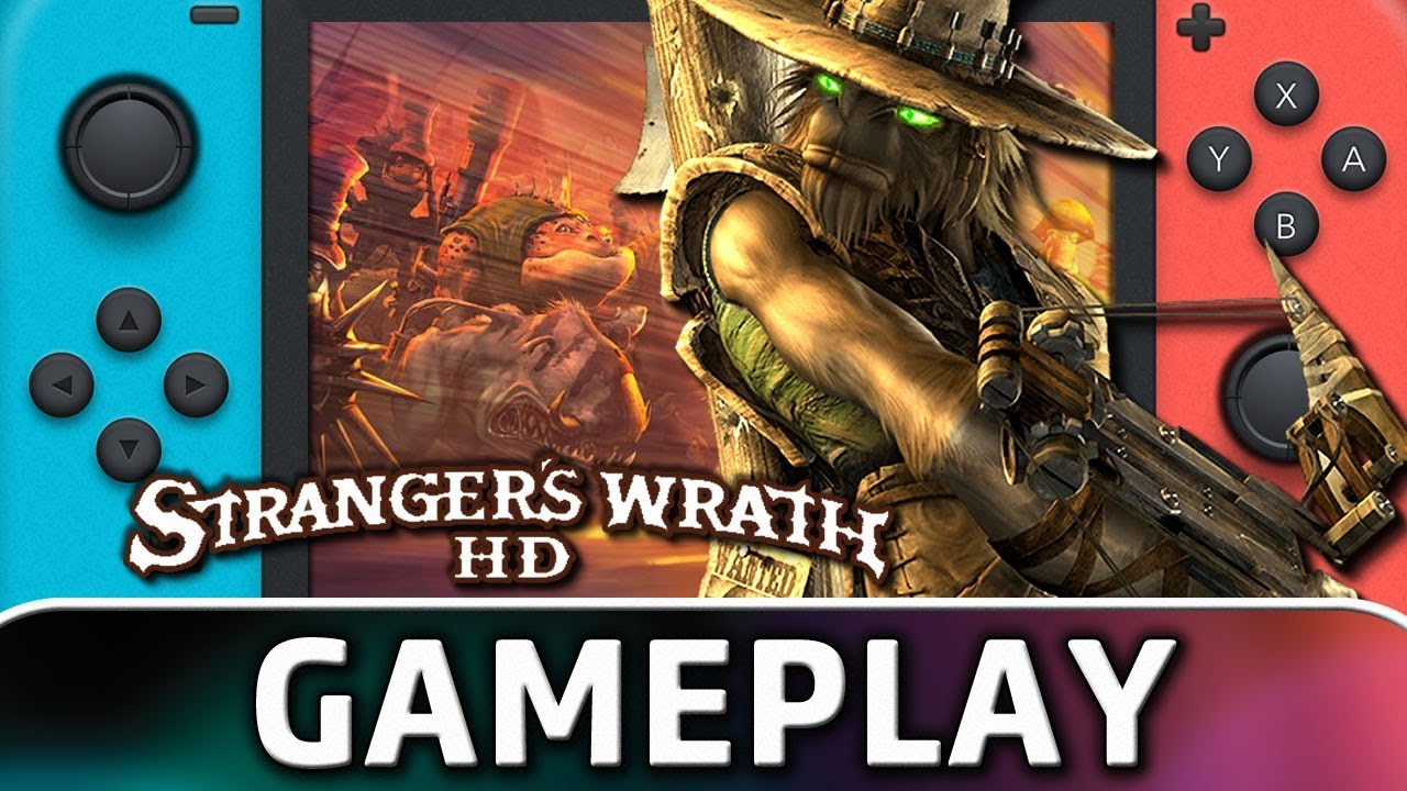 Oddworld: Stranger's Wrath | First 15 Minutes on Nintendo Switch
