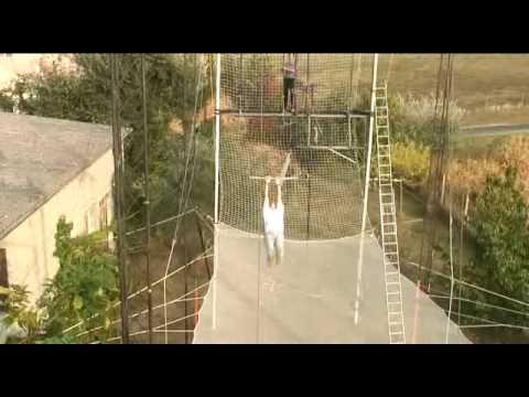 trapeze volant les siamangs