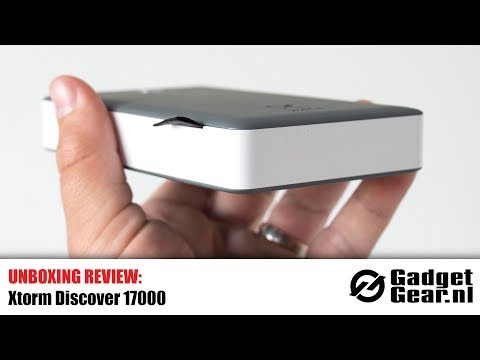 Unboxing Review: Xtorm Discover 17000 XB202 Power Bank