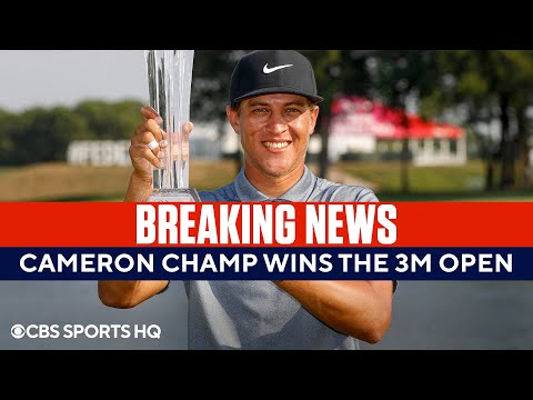 Download Cameron Champ Wins the 3M Open + Olympics Golf Preview | CBS Sports HQ