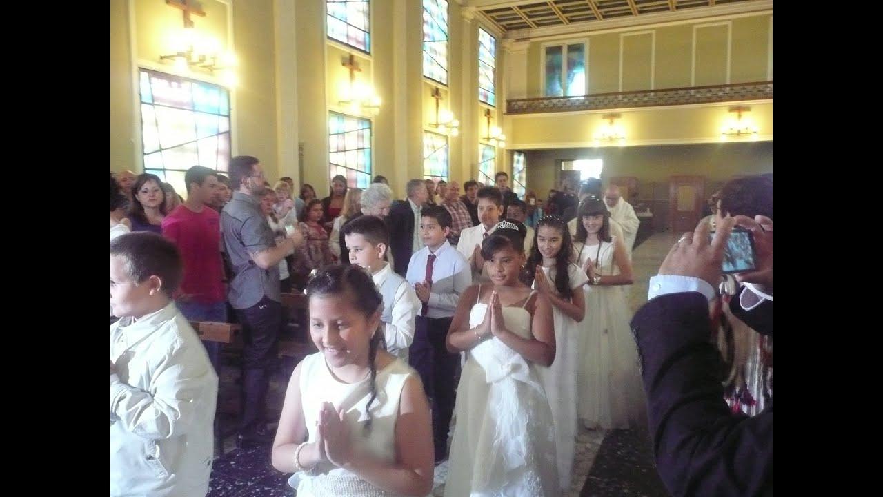 Colegio amor de dios barcelona comuni n 12 de mayo del - Colegio amor de dios oviedo ...