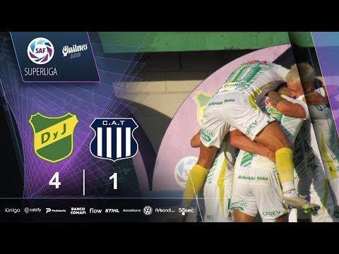 Defensa y Justicia Talleres Cordoba Goals And Highlights
