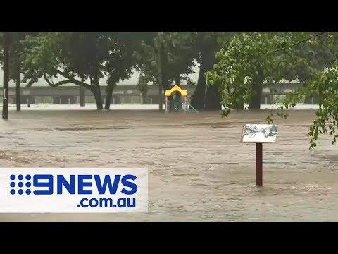 Highest flood levels in 118 years | Nine News Australia