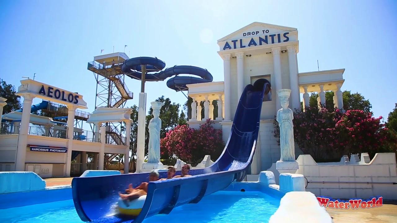 Waterworld Themed Waterpark Ayia Napa Cyprus - Youtube-6282