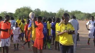 Tchad, DÉVELOPPEMENT DU FOOTBALL FÉMININ
