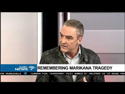 DISCUSSION: Marikana massacre 5 year commemoration