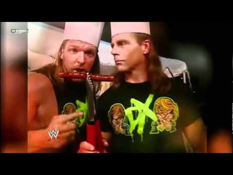 Shawn Michaels WWE Hall Of Fame Induction