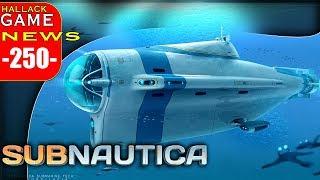 Hallack na żywo - Subnautica - budujemy wielką bazę 800m pod wodą - Na żywo