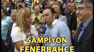 2012 - 2013 Bayan Basketbol Şampiyonu Fenerbahçe