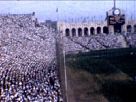 Los Angeles Dodgers - Los Angeles Memorial Coliseum
