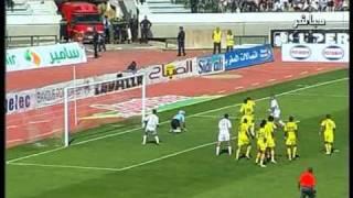 فريق الوداد البيضاوي يفوزبالدوري المغربي لكرة القدم