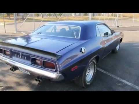 1974 Dodge Challenger for Sale | Classic Cars MN | http://route65classics.com