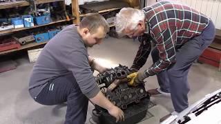 Часть1.Перед тем,как приступать к разборке двигателя авто.