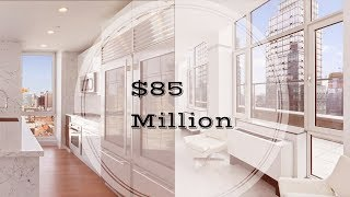 Top 10 Most Expensive Condos in NYC (2018)