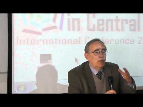 Keynote lecture by Tibor Várady at the National Question in Central Europe Conference