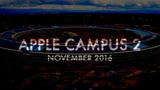 APPLE CAMPUS 2: November 2016 Construction Update