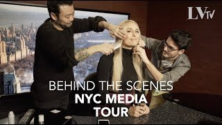 Behind the Scenes: My New York Media Tour