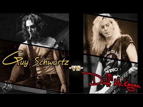 Welcome To The Jungle - Guy Schwartz vs. Duff McKagan